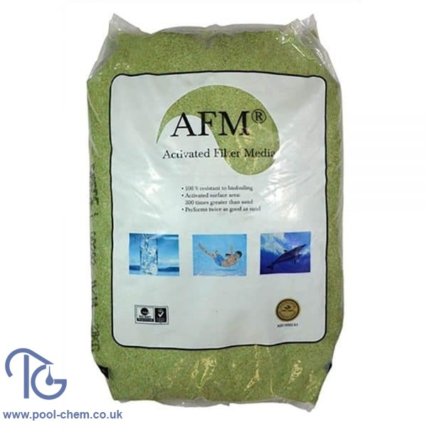BULK BUY Activated Filter Media (AFM) Grade 1 - 20 x 21 Kgs Bags