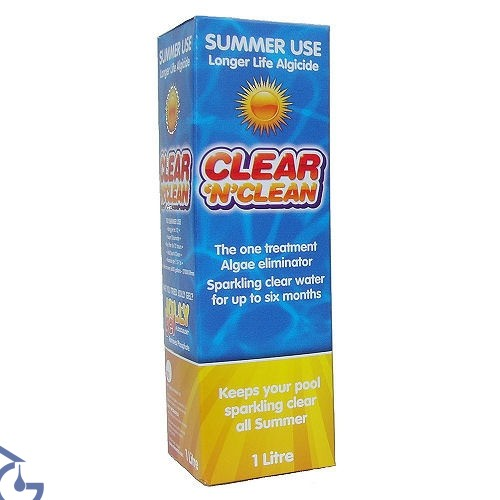 Clear 'n' Clean Long Life Algaecide