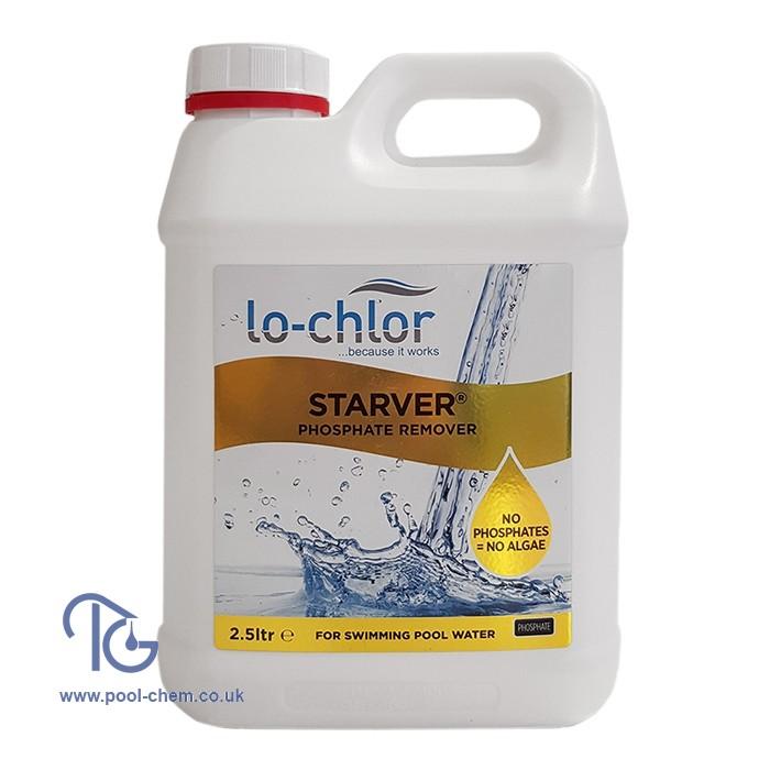 Lo-Chlor Starver Phosphate Remover (2.5 Ltr)