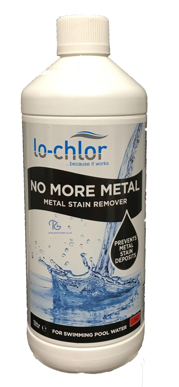 Lo-Chlor No More Metal (1 Ltr)