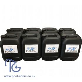 Purisan® Chlorine Liquid (Sodium Hypochlorite) - 20 Ltr