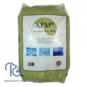 Activated Filter Media (AFM) Grade 1 - 25 Kgs Bag - REQUEST DELIVERY QUOTATION