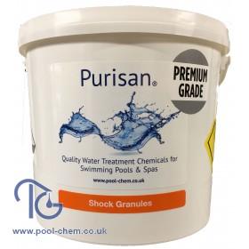 Purisan Calcium Hypochlorite Granules
