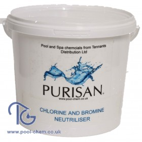 Chlorine & Bromine Neutralizer / Reducer