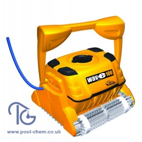 Dolphin 100 wave cleaner