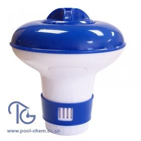 Floating Universal Sanitizer Dispenser - Large