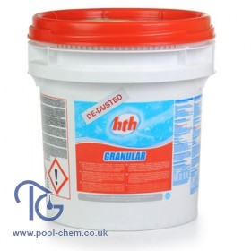 40kg Dedusted hth Granules