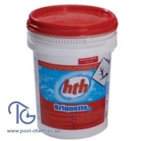 hth Standard Chlorine Tablets (Calcium Hypochlorite) - 45 Kgs