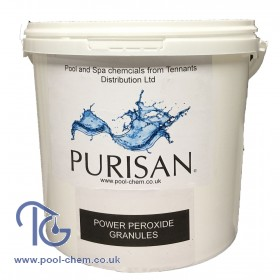 Purisan® Power Chlorine-free Oxidizer & Shock - 5 Kgs