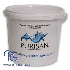 Purisan Stabilised Chlorine Granules