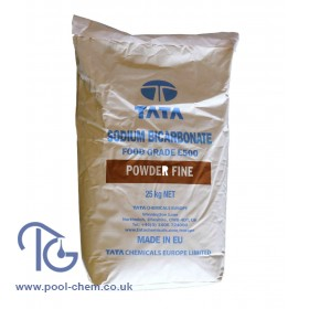 Sodium Bicarbonate (TA Increaser) - 25 Kgs Bag