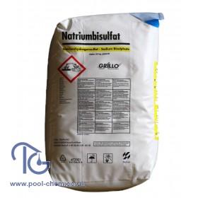 Sodium Bisulphate - pH & Alkalinity Minus - 25 Kgs Bag