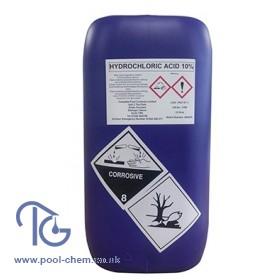 10% Hydrochloric Acid