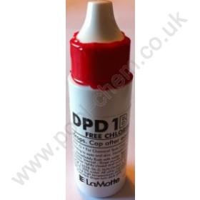 Color-Q DPD1B Free Chlorine Liquid Reagent