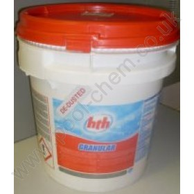 hth Dedusted Calcium Hypochlorite Granules - 25 Kgs