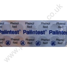 Palintest pH Phenol Red Comparator Tablets (250 Tabs)