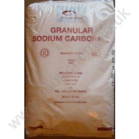 Sodium Carbonate Granular / Dense - pH Plus - 25 Kgs Bag