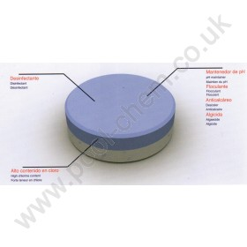 Purisan BiLayer Chlorine 200g Tablets For Swimming Pools